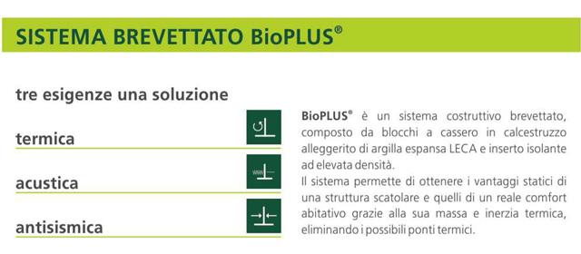 Sistema Brevettato BioPLUS
