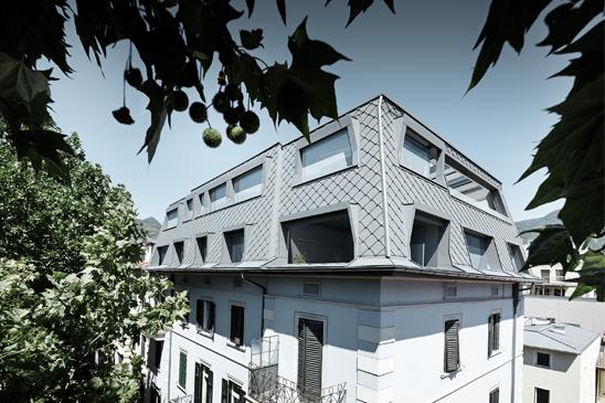 Sistemi per coperture e facciate in alluminio PREFA