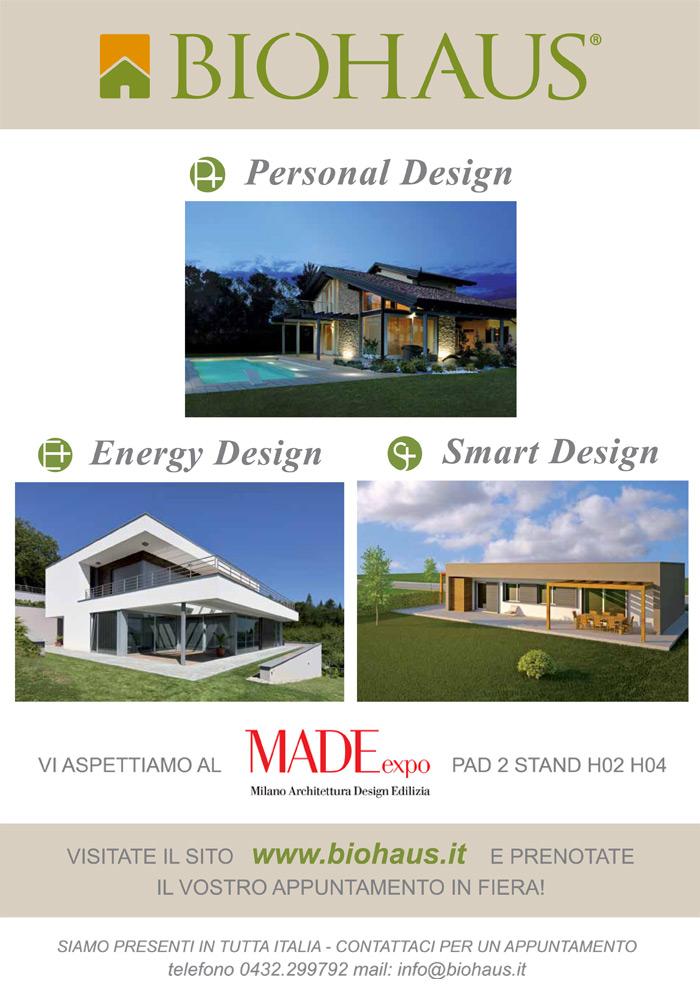 Biohaus - Personal Design, Energy Design, Smart Design