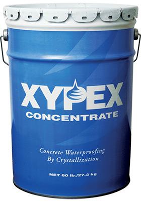 Proind, impermeabilizzazione calcestruzzo con xypex concentrate