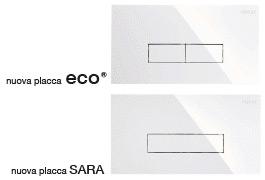 Nuova placca eco e Sara