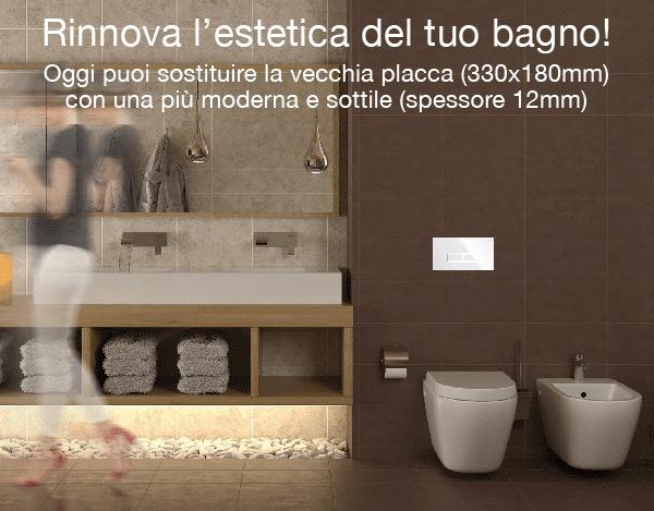 Rinnova l'estetica del tuo bagno!