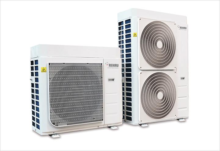 Progetta l'efficienza energetica con Easy Pump di REHAU!