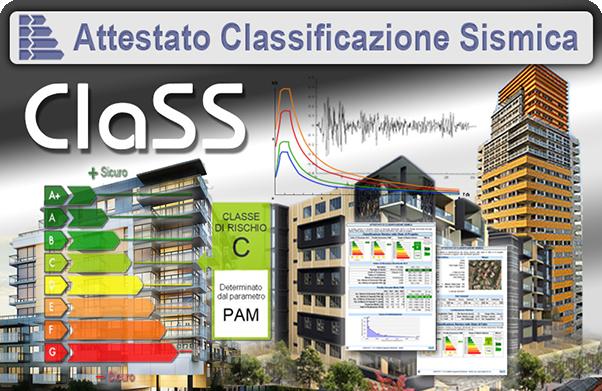 Attestato Classificazione Sismica - ClaSS