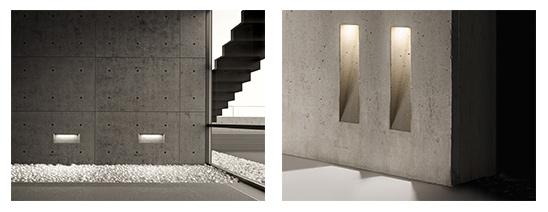 Una lama di luce che nasce dal cemento - Ghost di SIMES