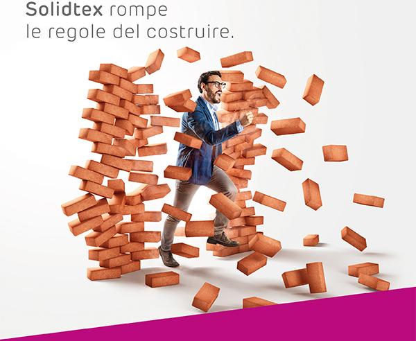 Solidtex rompe le regole del costruire