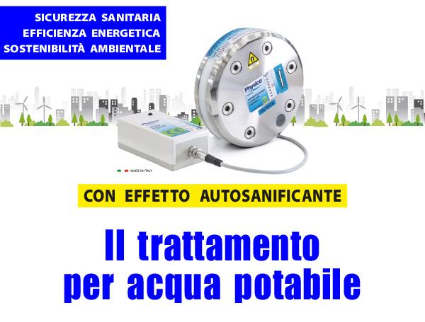 Sicurezza sanitaria, efficienza energetica e sostenibilità ambientale