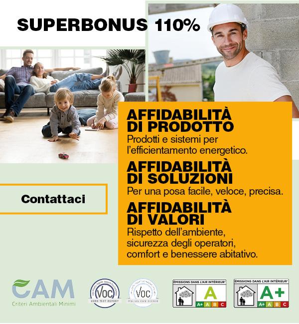 Superbonus 110% - Contattaci