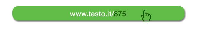 scopri i dettagli qui www.testo.it/875i
