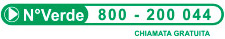 N° Verde 800 200 044