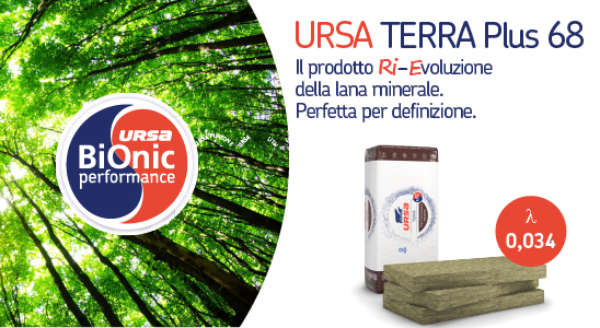 URSA TERRA Plus 68 BiOnic performance