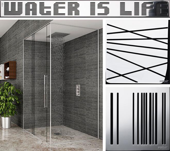 Griglia Per Doccia Pavimento ~ Idee creative del moderno design casa