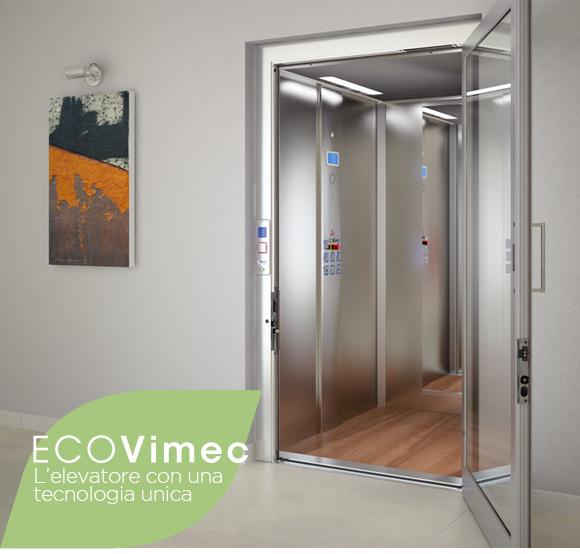 ECOVimec, l'elevatore con una tecnologia unica