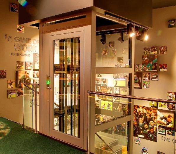 ECOVimec: ascensore per la casa elettrico, ecologico e con consumi ridotti