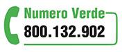Numero verde: 800.132.902