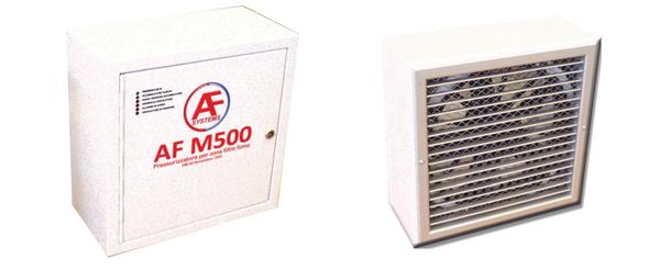 Impianti di Sovrapressione per Filtri-Fumo 2