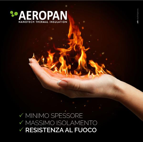 Aeropan. Minimo spessore, massimo isolamento e resistenza al fuoco