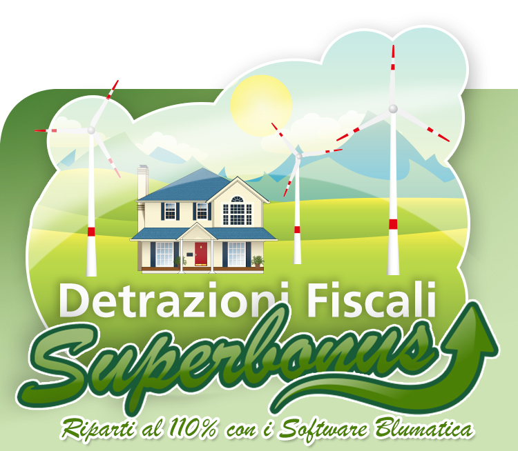 Detrazioni Fiscali Superbonus