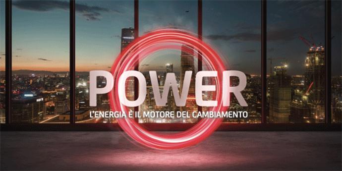 Power - L'energia è il motore del cambiamento