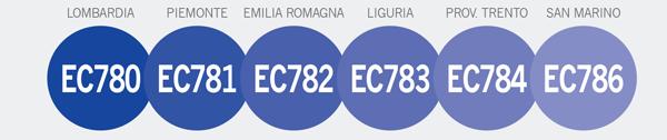 Moduli regionali - serie Progettazione Termotecnica Energetica