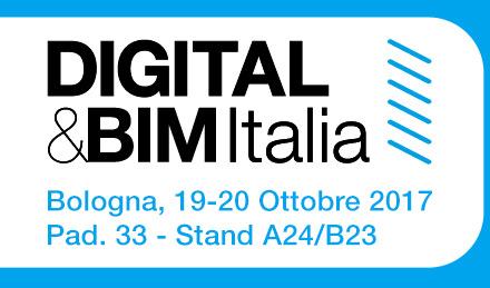 Digital&BIM Italia - Bologna, 19-20 Ottobre 2017
