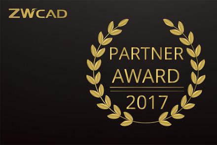 ZWCAD - Partner Award 2017
