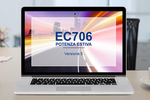 EC706 Potenza estiva - Versione 5