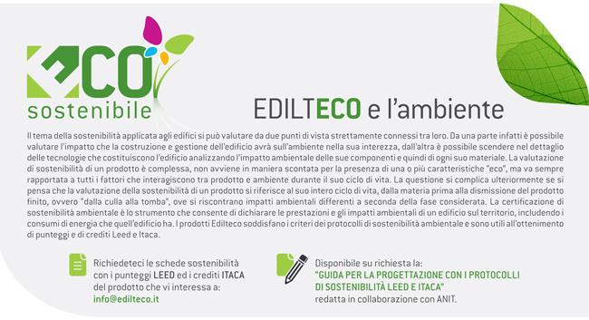 Sistema PREFINITO per cappotti termoisolanti, ECAP® by Edilteco 11