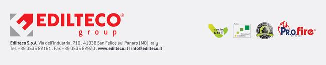 Sistema PREFINITO per cappotti termoisolanti, ECAP® by Edilteco 12