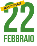 Save the date: 22 Febbraio