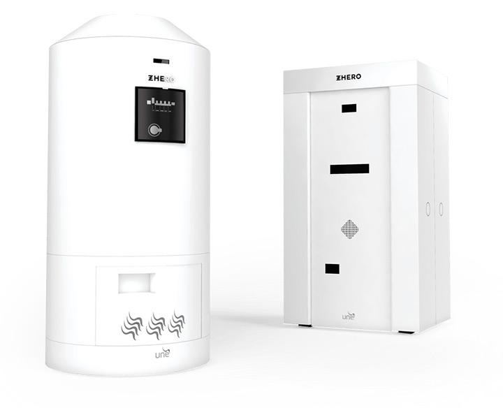 Soluzioni energy storage Zhero System 2
