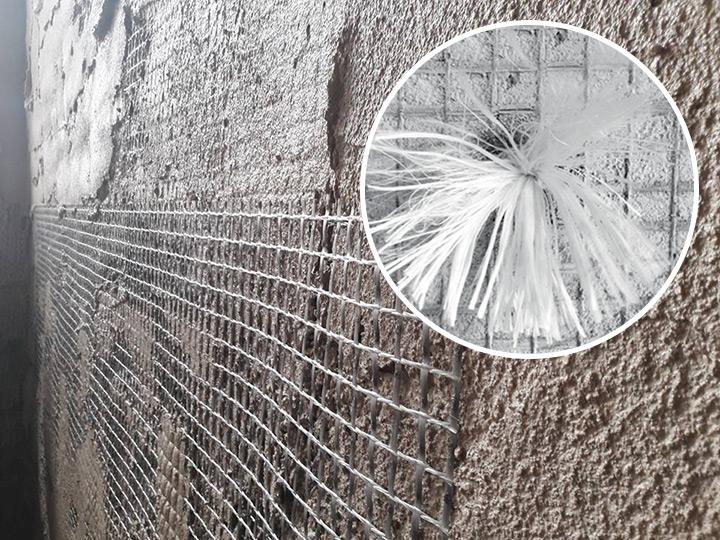 Rinforzo e consolidamento strutturale di pareti 2