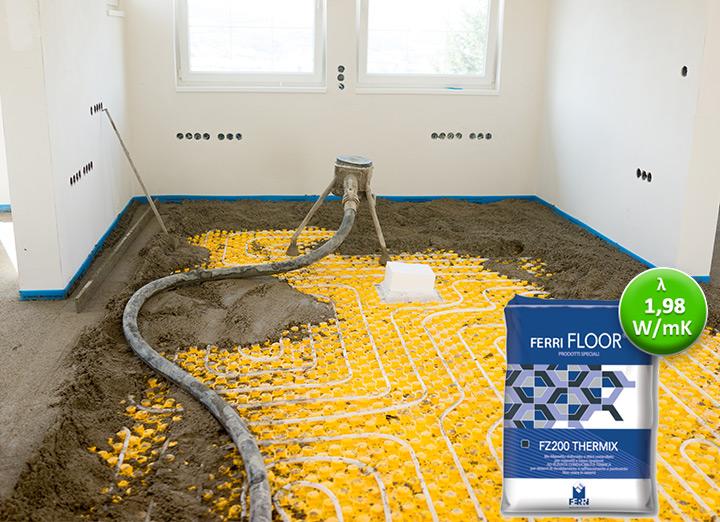 Ferrimix - FZ200 thermix - Linea Ferri Floor