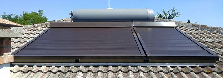 Protezione automatica, resistente e adattabile per pannelli solari 4