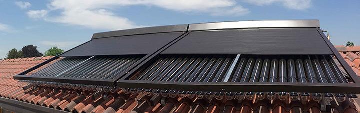Protezione pannelli solari 2