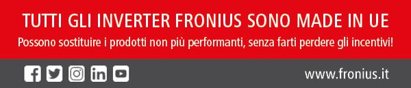 Riqualifica gli impianti con Fronius e rivitalizza il tuo business