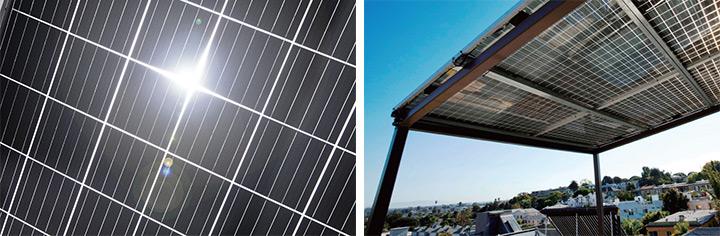 Pannelli fotovoltaici vetro/vetro FuturaSun