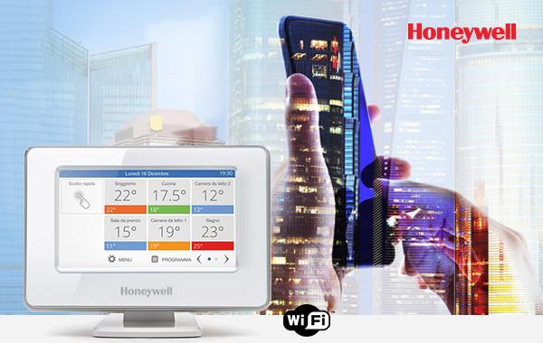 Honeywell | Connessi al futuro
