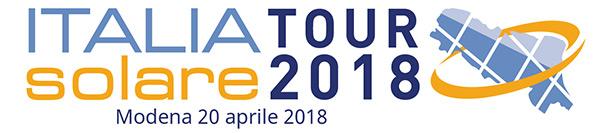 Italia Solare Tour 2018 - Modena 20 Aprile