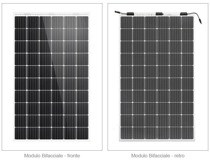 Quali sono i vantaggi dei Moduli Bifacciali Jinko Solar? 1