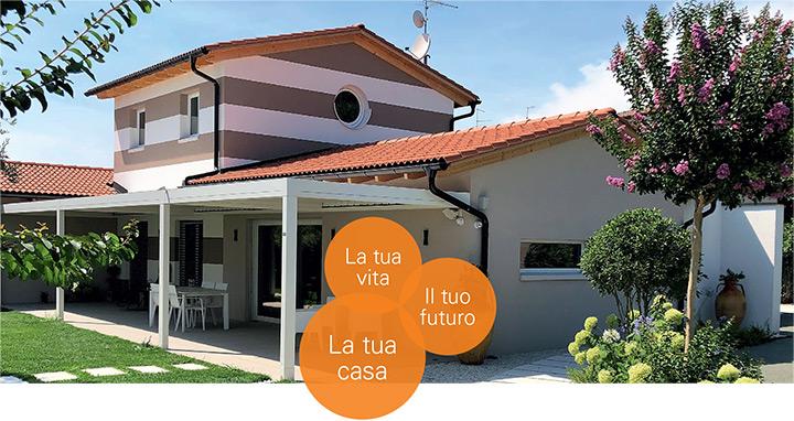 La tua vita, il tuo futuro e la tua casa