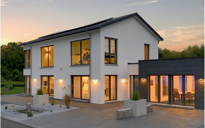 Le case in legno di qualità