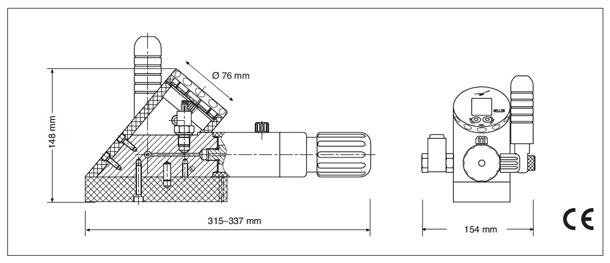 Calibratore HPX di Alta Pressione 2