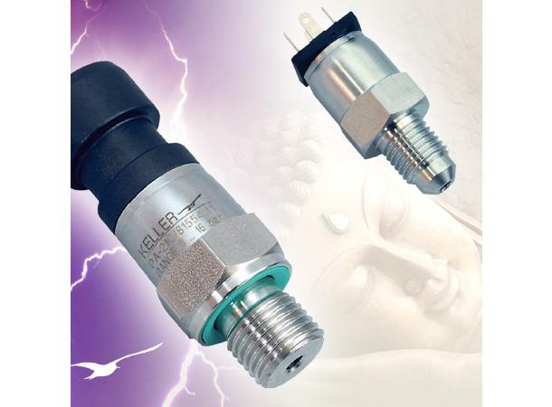 Sensore della pressione raziometrico 1