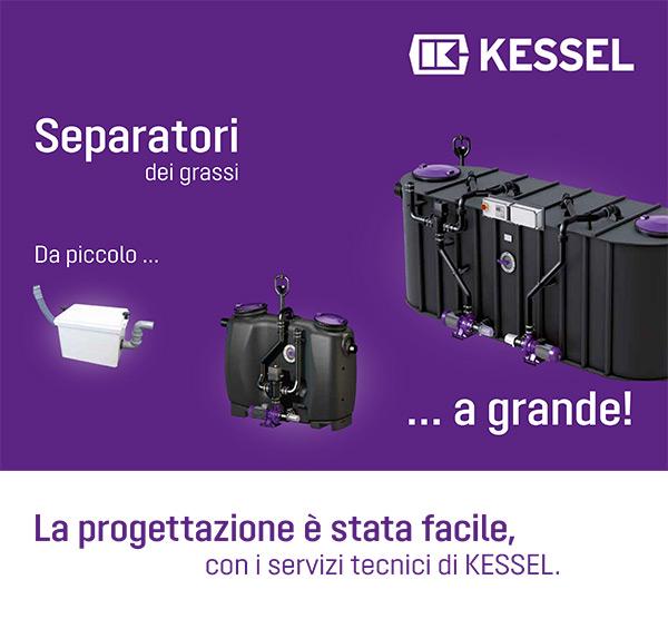 Kessel - Separatori dei grassi