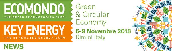 Ecomondo   Key Energy 6-9 Novembre 2018, Rimini
