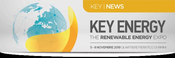Key Energy | 5-8 Novembre 2019, Quartiere fieristico di Rimini