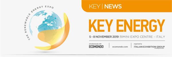Key Energy - 5-8 Novembre 2019 - Rimini