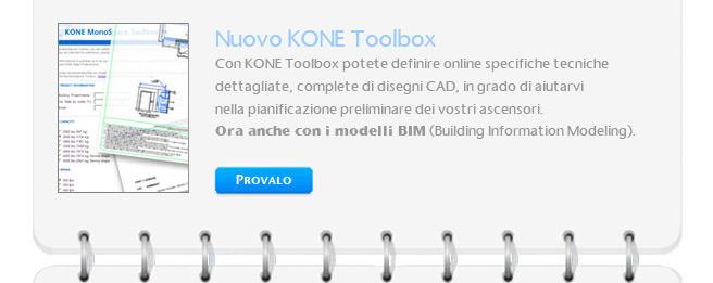 Nuovo Ascensore KONE MonoSpace 29