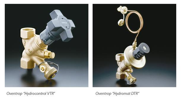 Il segreto è il bilanciamento idraulico dinamico, parola di Oventrop 2